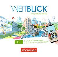 WEITBLICK B2.1 CD