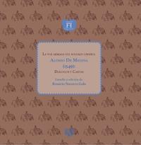 LA VOZ ARMADA DEL SOLDADO ESPAÑOL ALONSO DE MEDINA (1549)                       DIÁLOGOS Y CART