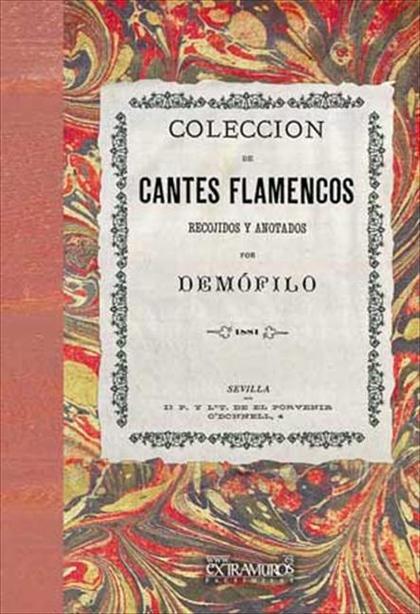 Colección de cantes flamencos
