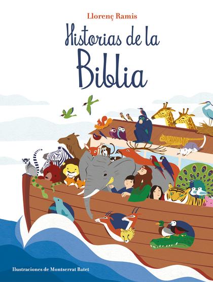 HISTORIAS DE LA BIBLIA.