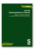LEY DE ENJUICIAMIENTO CRIMINAL : ADAPTADA A LAS REFORMAS EFECTUADAS POR LA LEY ORGÁNICA 13-2015