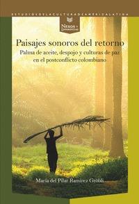 PAISAJES SONOROS DEL RETORNO                                                    PALMA DE ACEITE