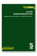 LEY DE ENJUICIAMIENTO CIVIL ADAPTADA A LA REFORMA LEY 42/2015 OCTUBRE.