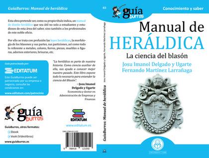 GUÍABURROS MANUAL DE HERÁLDICA                                                  LA CIENCIA DEL