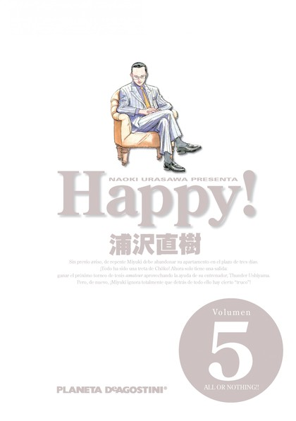 HAPPY! 5