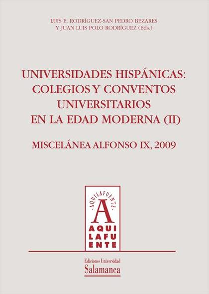 UNIVERSIDADES HISPÁNICAS