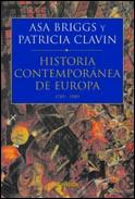 HISTORIA COPNTEMPORANEA DE EUROPA 1789-1989