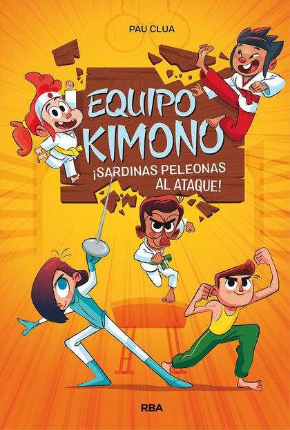 EQUIPO KIMONO.