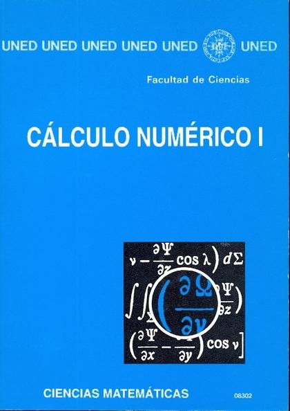 REF 08301UD0 CALCULO NUMERICO 1