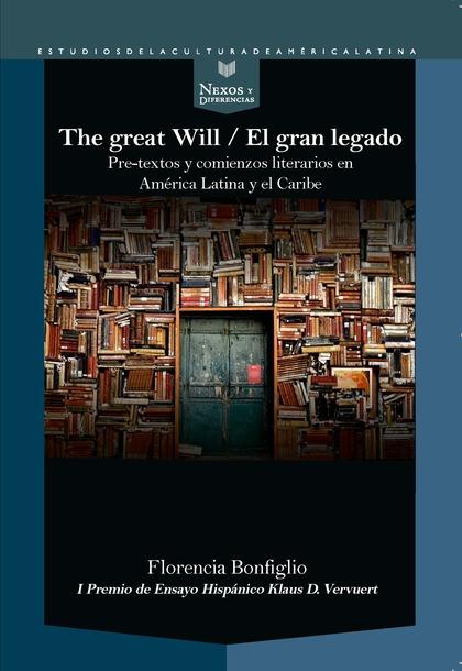 GREAT WILL EL GRAN LEGADO,THE