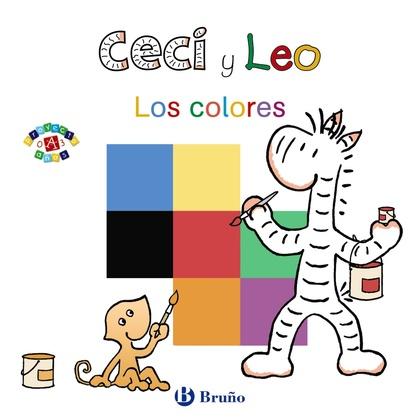 CECI Y LEO. LOS COLORES.