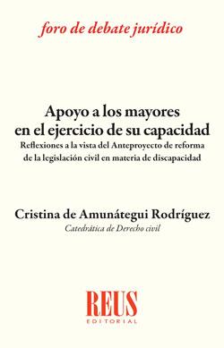 APOYO A LOS MAYORES EN EL EJERCICIO DE SU CAPACIDAD                             REFLEXIONES A L
