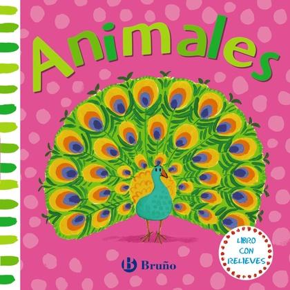 LIBRO CON RELIEVES. ANIMALES.