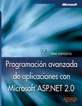 Programación avanzada de aplicaciones con Microsoft ASP.NET 2.0