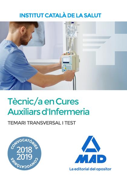 TEMARI I TEST TRANSVERSAL PER A LA CATEGORIA DE TÈCNIC/A ESPECIALISTA DE GRAU MI