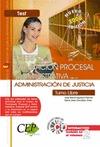 OPOSICIONES CUERPO DE TRAMITACIÓN PROCESAL Y ADMISTRATIVA, TURNO LIBRE, ADMINISTRACIÓN DE JUSTI