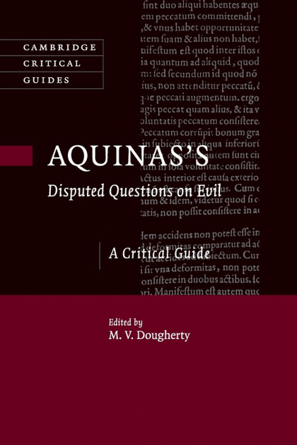 AQUINAS´S DISPUTED QUESTIONS ON EVIL
