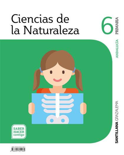 CIENCIAS DE LA NATURAZA 6 PRIMARIA SABER HACER CONTIGO.