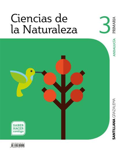 CIENCIAS DE LA NATURAZA 3 PRIMARIA SABER HACER CONTIGO.