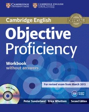 OBJECTIVE PROFICIENCY WORKBOOK WITHOUT ANSWERS WITH AUDIO CD 2ND EDITION
