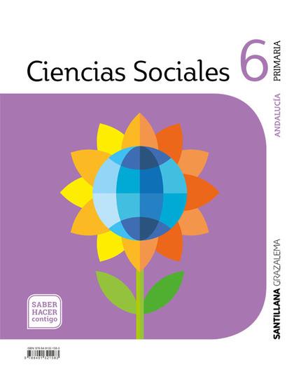 CIENCIAS SOCIALES 6 PRIMARIA SABER HACER CONTIGO.
