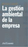 LA GESTIÓN AMBIENTAL DE LA EMPRESA