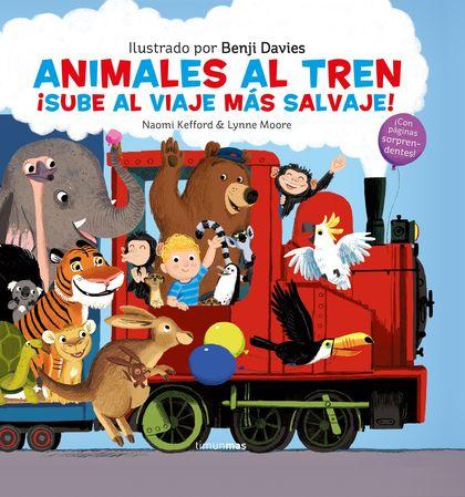 ANIMALES AL TREN.