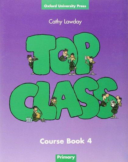TOP CLASS COURSE BOOK 4