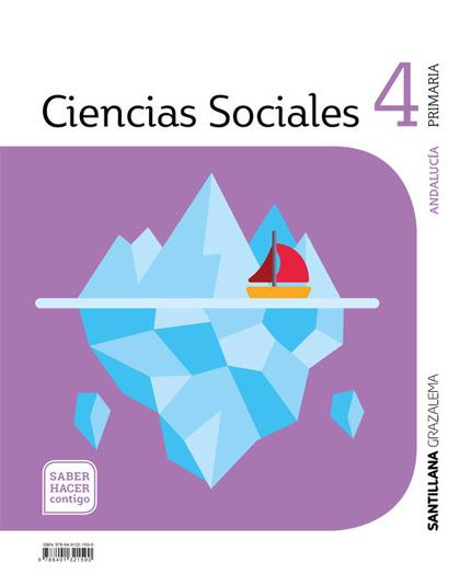 CIENCIAS SOCIALES 4 PRIMARIA SABER HACER CONTIGO.
