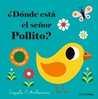 ¿DÓNDE ESTÁ EL SEÑOR POLLITO?.