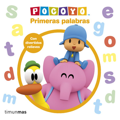 POCOYÓ. PRIMERAS PALABRAS