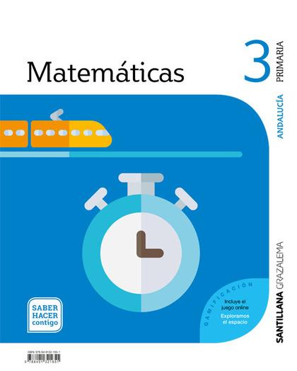 MATEMATICAS 3 PRIMARIA SABER HACER CONTIGO.