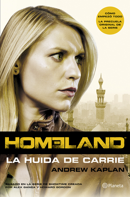 HOMELAND : LA HUIDA DE CARRIE