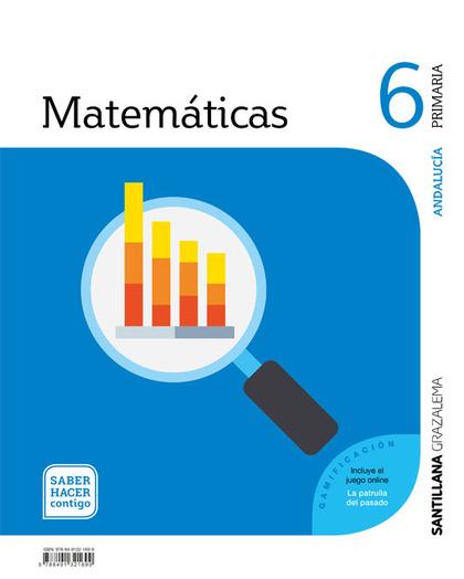 MATEMATICAS 6 PRIMARIA SABER HACER CONTIGO.