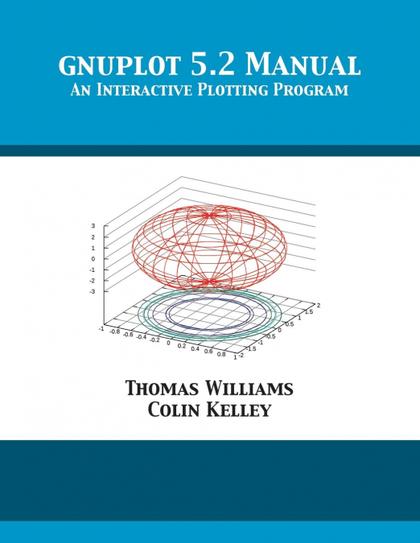 GNUPLOT 5.2 MANUAL