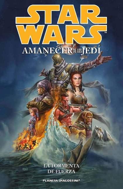 STAR WAR. AMANECER DE LOS JEDI