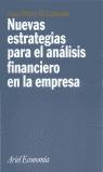 NUEVAS ESTRATEGIAS PARA EL ANÁLISIS FINANCIERO EN LA EMPRESA
