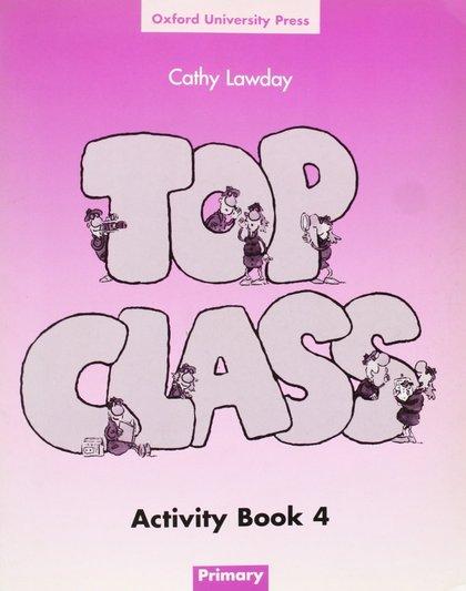 TOP CLASS ACTIVITY BOOK 4
