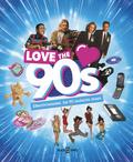 LOVE THE 90S. EFECTIVIWONDER, LOS 90 MOLARON MAZO.