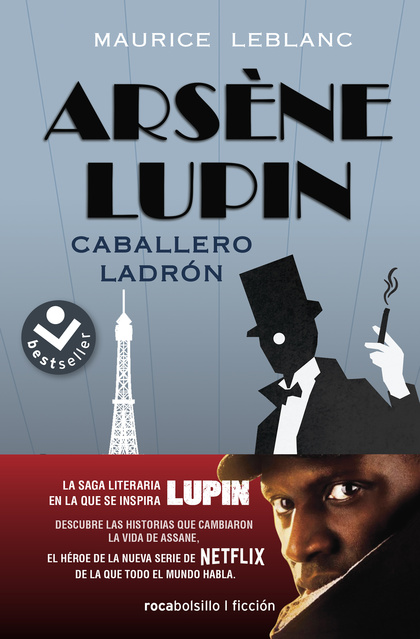 ARSÈNE LUPIN. CABALLERO LADRÓN.