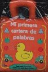 MI PRIMERA CARTERA DE PALABRAS