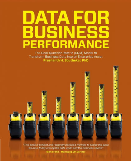DATA FOR BUSINESS PERFORMANCE. THE GOAL-QUESTION-METRIC (GQM) MODEL TO TRANSFORM BUSINESS DATA
