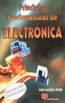 PRINCIPIOS FUNDAMENTALES DE LA ELECTRÓNICA