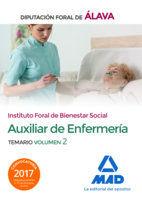 TÉCNICO/A AUXILIAR DE ENFERMERÍA DEL INSTITUTO FORAL DE BIENESTAR SOCIAL DE LA D.