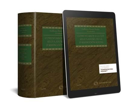 COMENTARIOS A LA LEY REGULADORA DE LA JURISDICCIÓN SOCIAL (DÚO).