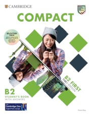 COMPACT FIRST SELF-STUDY PACK 3ED