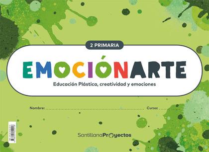 CUADERNOS Y FICHAS EMOCIONARTE SEGUNDO DE PRIMARIA.