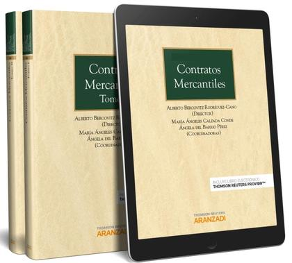 CONTRATOS MERCANTILES 2 VOL.