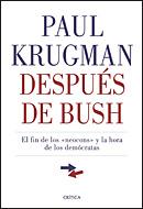 DESPUÉS DE BUSH: EL FIN DE LOS ´NEOCONS´ Y LA HORA DE LOS DEMÓCRATAS