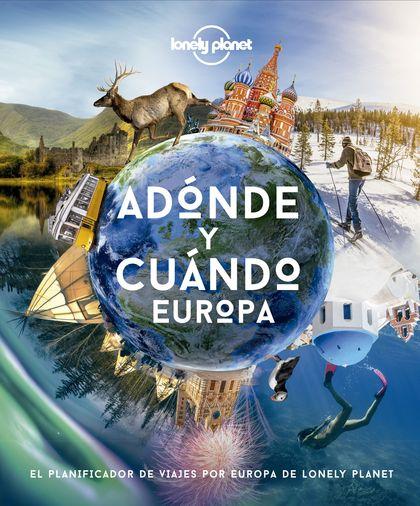 AONDE Y CUANDO - EUROPA
